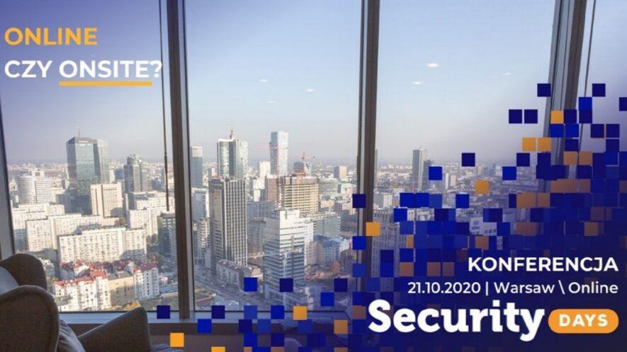 Security Days 2020