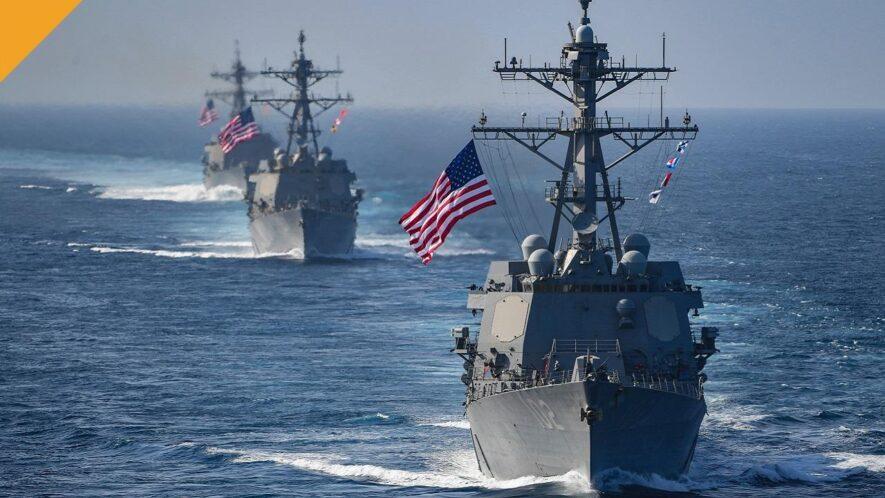 Arleigh Burke destroyers