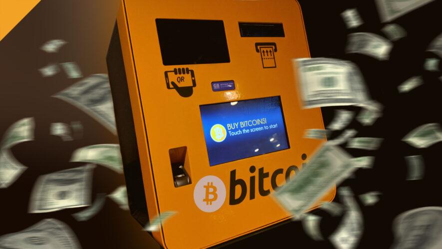 posiadacz patentu żąda od operatorów krypto-bankomatów tantiem