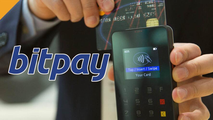 BitPay Send umożliwia przetwarzanie płatności kryptograficznych dla firm