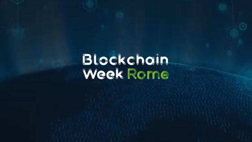 Blockchain Week 2020 w Rzymie