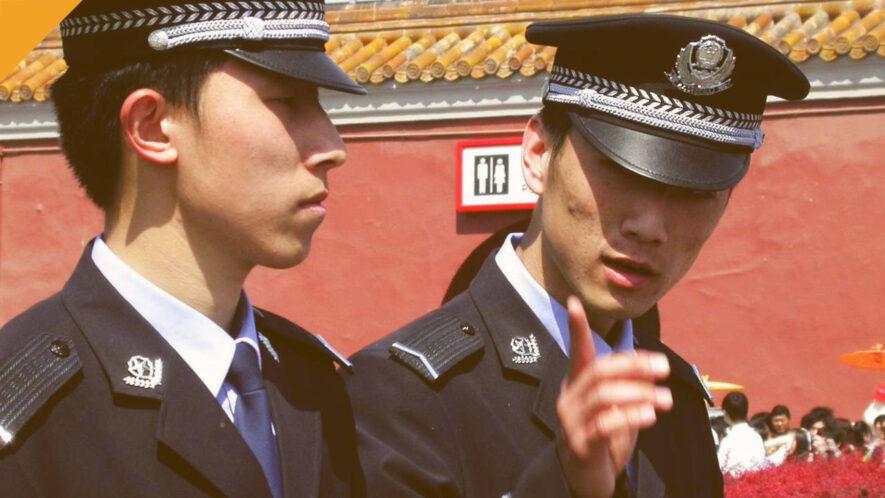 dyrektor huobi na celowniku chinskiej policji?