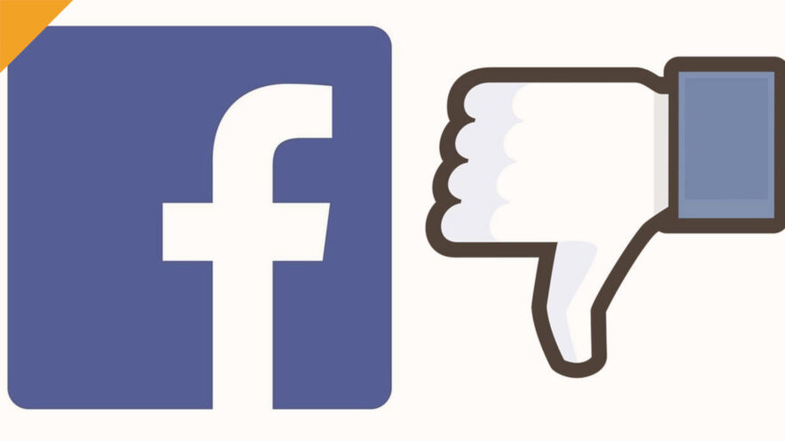 facebook cenzuruje hasztag bitcoin