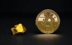 Wyjaśnienie na czym polega wysoka wartość złota oraz bitcoina