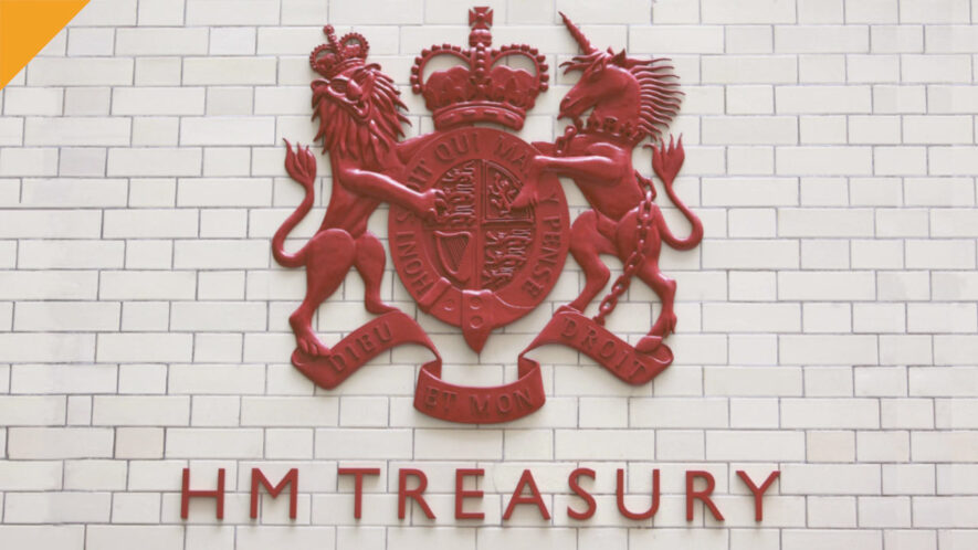 departament finansów uk chce regulować stablecoiny i planuje cbdc