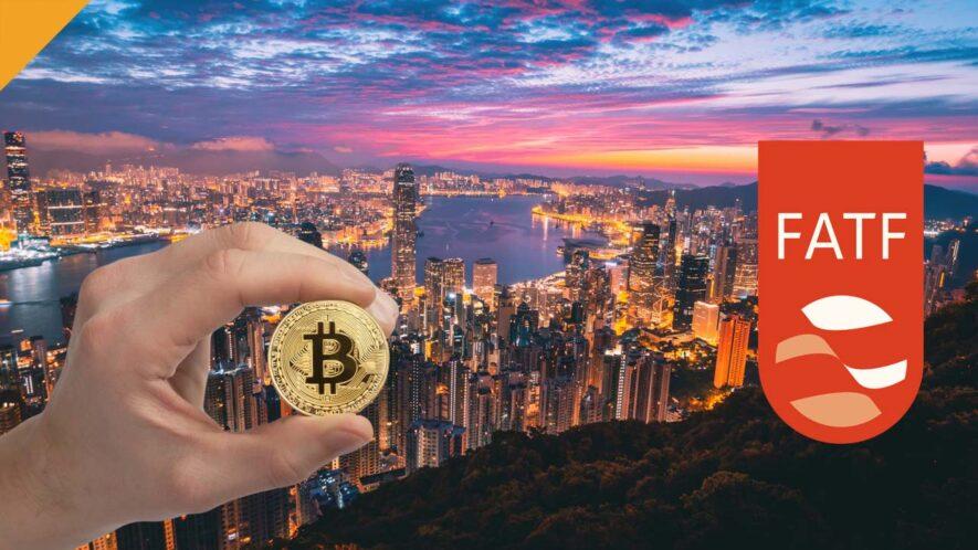 Hongkong wprowadza regulacje przeciw praniu pieniędzy dotyczące giełd kryptowalut