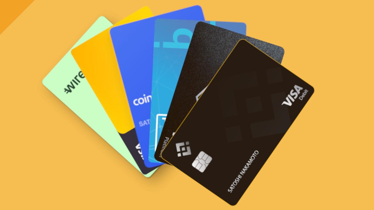 karty płatnicze kryptowaluty