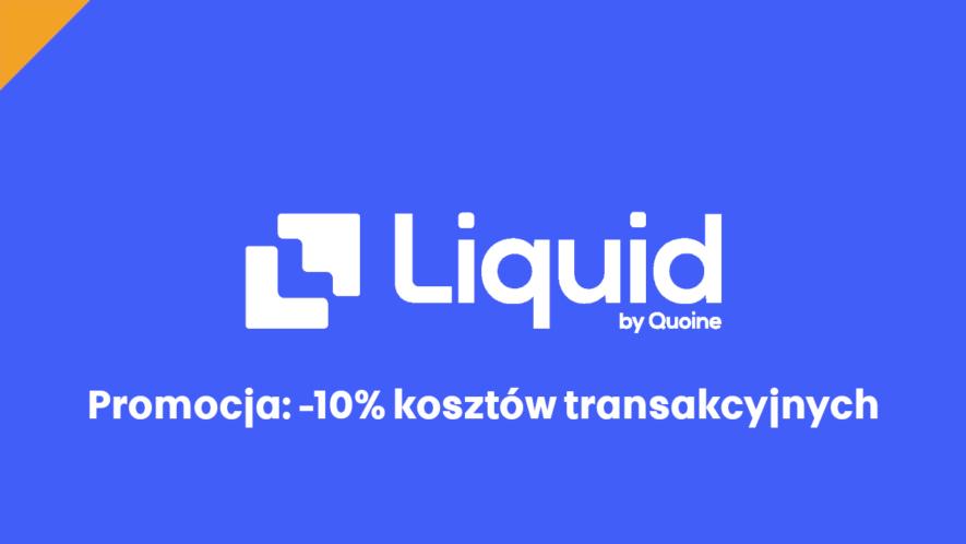 liquid -10% zniżki