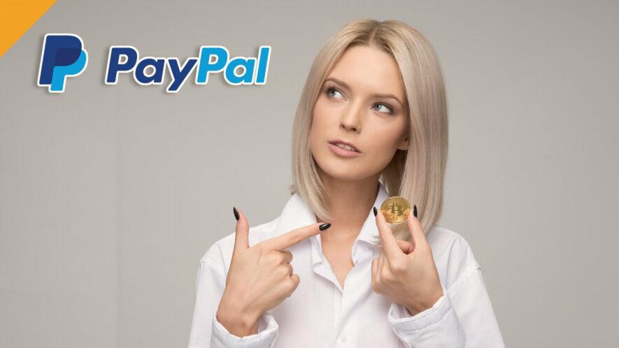 PayPal umożliwia wykorzystywanie kryptowalut do płacenia za towary i usługi