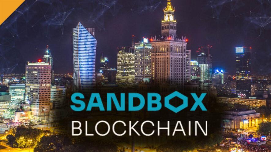 Polski projekt na piaskownice blockchain w Polsce