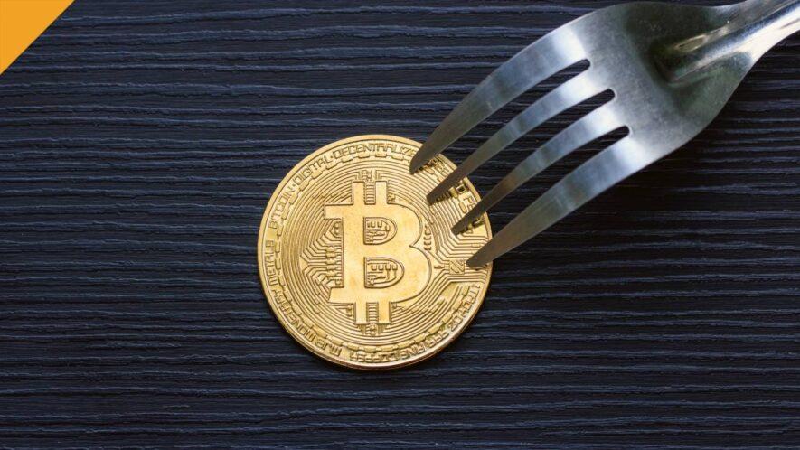 bitcoin fork władze usa