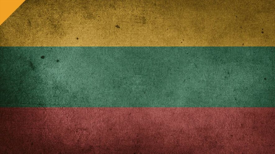 litwa skonfiskowane krypto