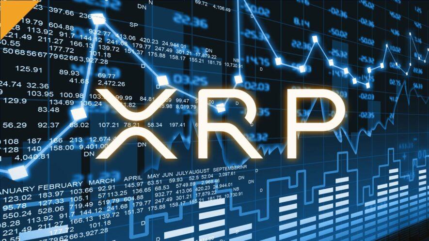 XRP jest obecnie 4 najpopularniejszym aktywem na rynku kryptowalut.