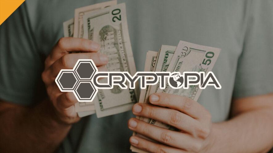 Giełda kryptowalut Cryptopia zwrot środków użytkowników