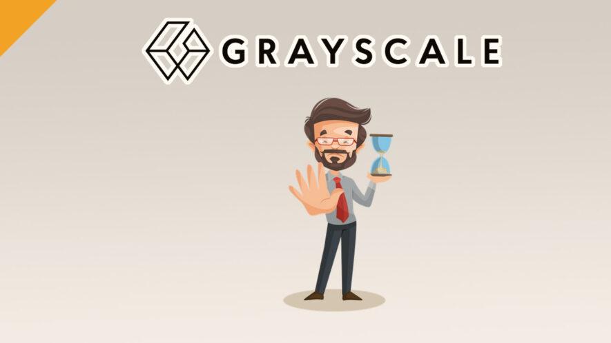 Grayscale zamknął część funduszy kryptowalutowych