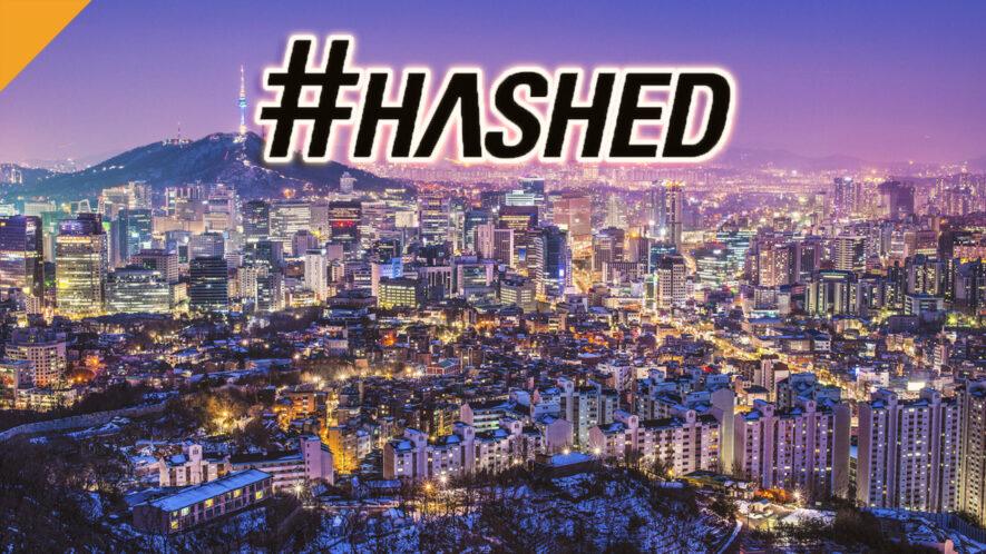 Koreański Hashed i fundusz kryptowalutowy