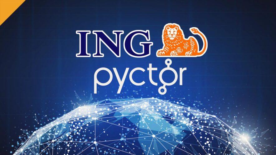 ING Bank kryptowalutowy projekt Pyctor