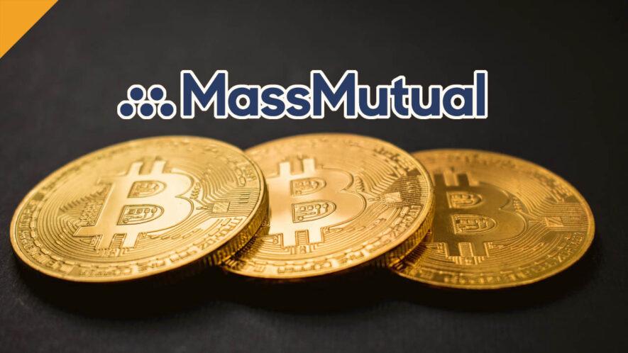 Mass Mutual inwestuj 100 milionów dolarów w BTC