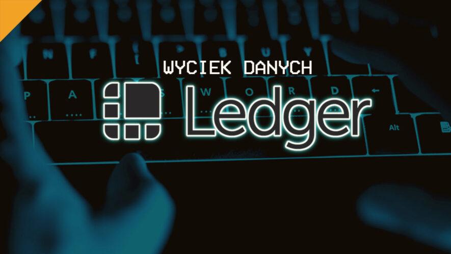 Wyciek danych Ledger