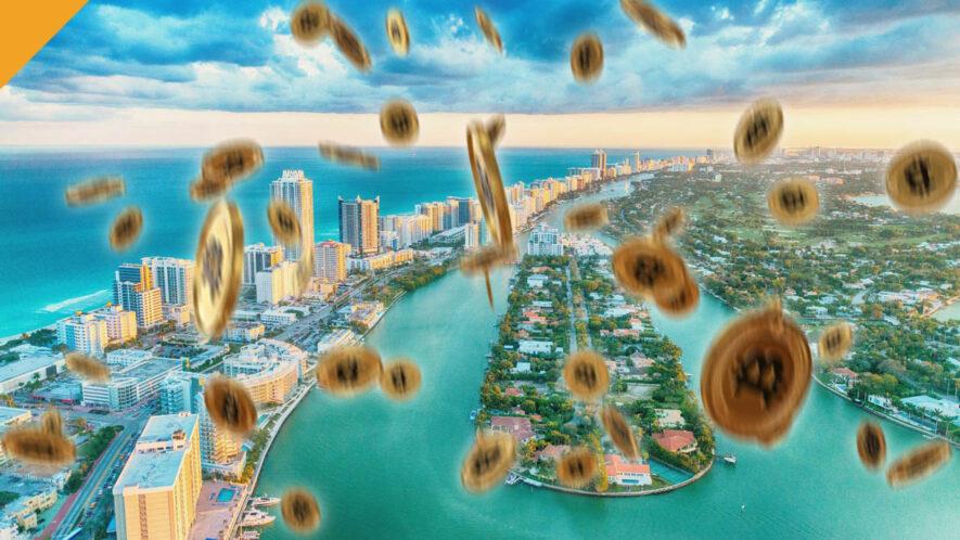 Miami inwestuje w BTC