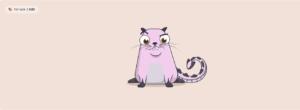 Najdroższy kot w CryptoKitties sprzedany za 600 ETH
