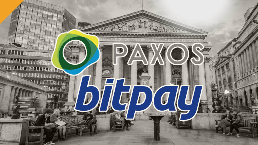 Bitpal i Paxos chcą stać się oficjalnymi bankami w Stanach Zjednoczonych
