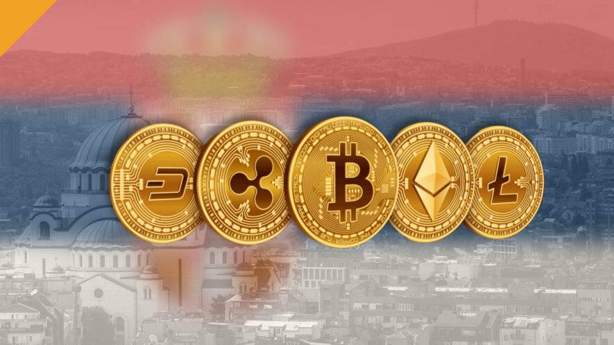 Serbia legalizuje handel kryptowalutami