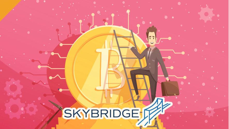 Fundusz inwestycyjny Bitcoin BTC od SkyBridge Capital