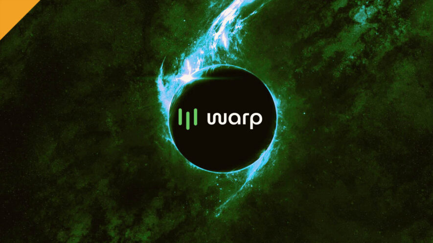 Warp Finance atak 8 mln USD
