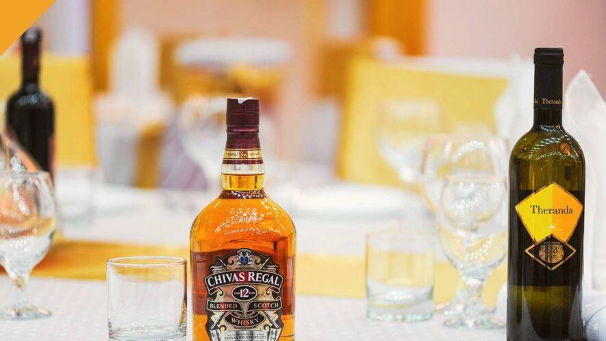 whiskey blockchain