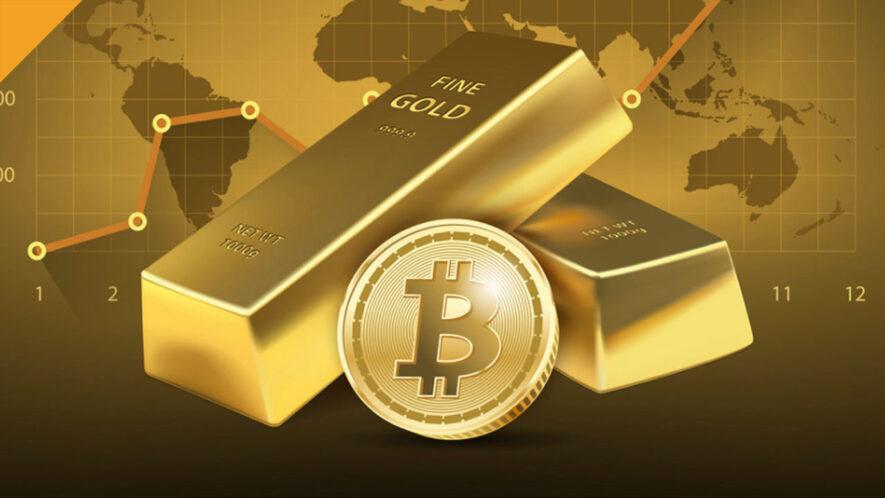 Bitcoin (BTC) warty więcej niż sztabka 20 uncji złota