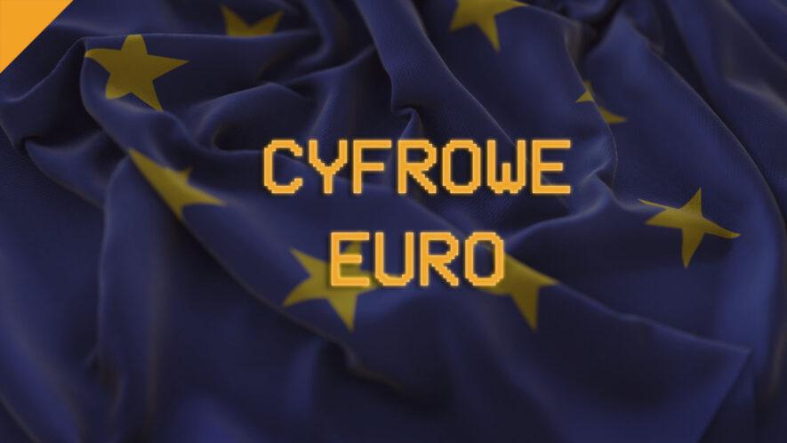 EBC i cyfrowe euro (CBDC UE)