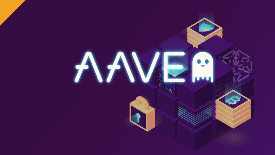 Token od protokołu Aave osiąga rekordową cenę