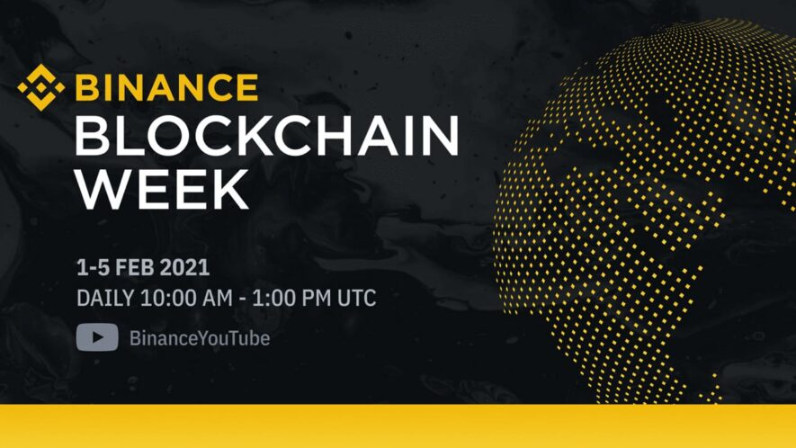 Binance blockchain week 2021