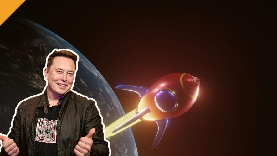 Elon Musk podniósł wartość BTC o 20%