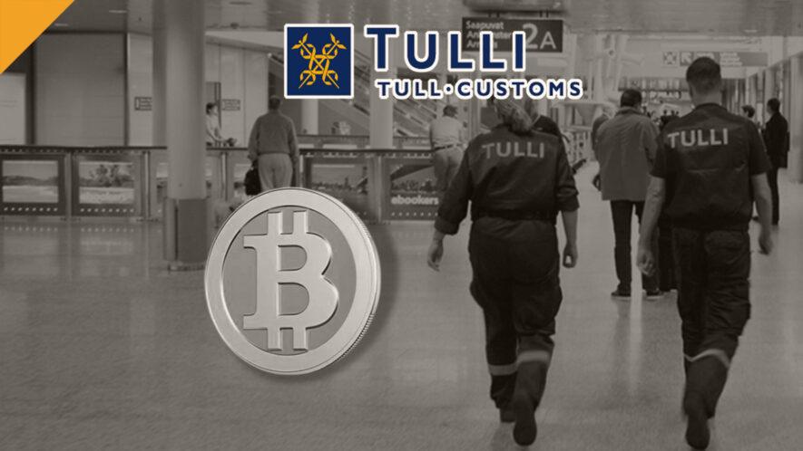 urząd celny Tulli w Finalndii sprzedaje skonfiskowane bitcoiny BTC