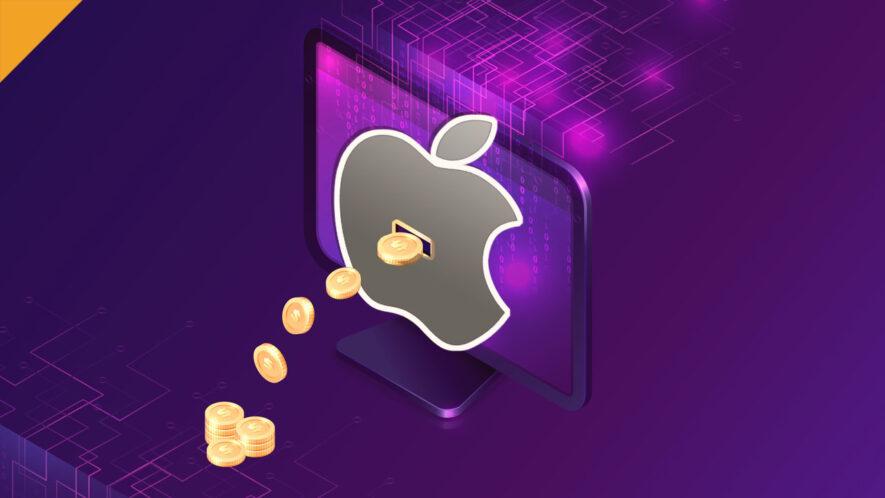 Potencjalne zagrożenie portfeli kryptowalut przez urządzenia Apple