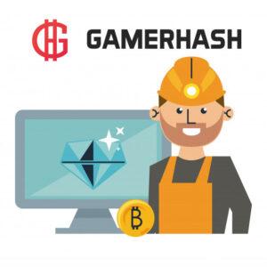 wydobywanie kryptowalut z gamerhash