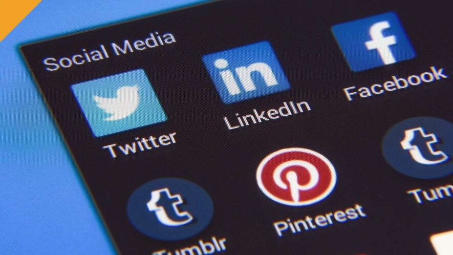 social media ikonki