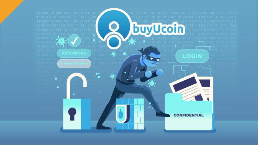 Wyciek danych ponad 160 tys. użytkowników BuyUCoin
