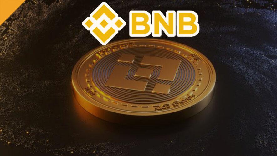 Cena BNB rośnie o ponad 50% w ciągu 24h