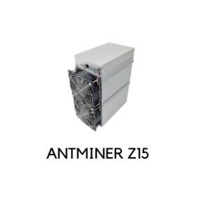 Koparka kryptowalut Antminer Z15