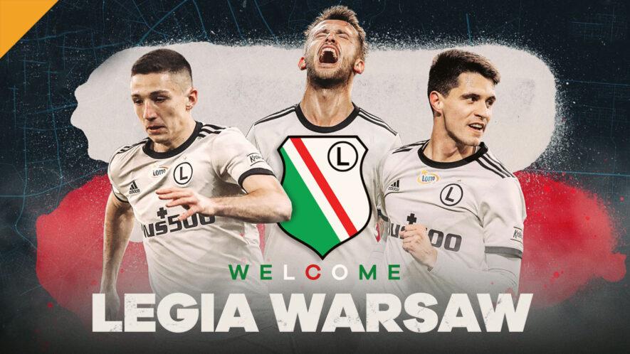 Legia Warszawa wypuszcza swój token dla kibiców
