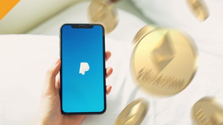 przychody PayPal wzrosły o 23% przez wprowadzenie handlu kryptowalutami