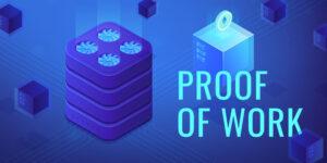 Algorytm proof-of-work przy kopaniu kryptowalut