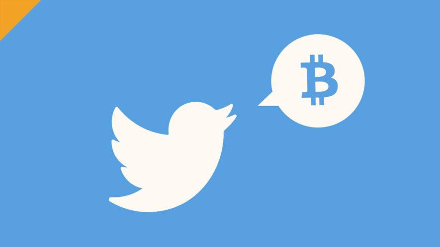 Popularność bitcoina na Twitterze pobija kolejne rekordy