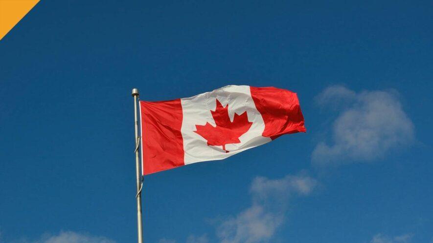 flaga kanady