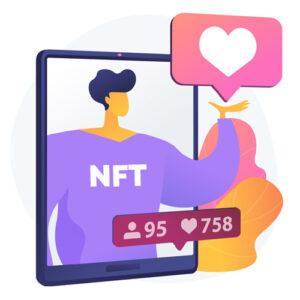 Popularność NFT drastycznie rośnie w 2020 i 2021 roku