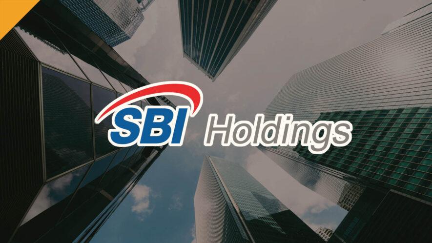 SBI Holdings planuje utworzenie przedsięwzięcia kryptowalutowego