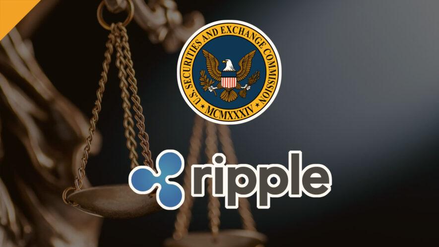 Ugoda SEC i Ripple przed procesem jest mało prawdopodobna